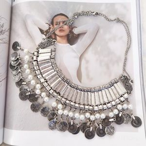 Statement Necklace from Norway!